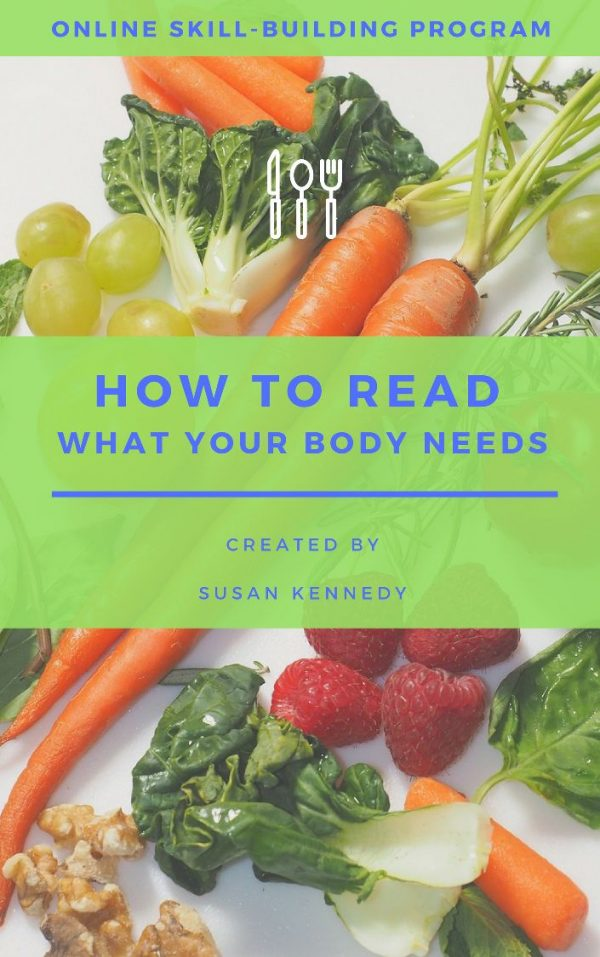 how to read what your body needs cover